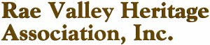 Rae Valley Heritage Association, Inc.