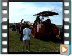 Rae Valley Heritage Association Video - Steam Powered Threshing