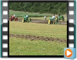Rae Valley Heritage Association Video - Old-Fashioned Tractor Plowing